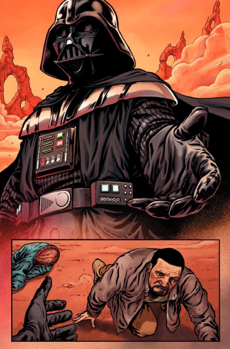 Darth Vader und der Schrei der Schatten, Teil 5 Seite 6