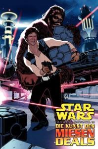 Die Kunst des miesen Deals (Zwischencover aus Star Wars #119)