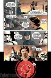 Star Wars #1 - Vorschauseite 3
