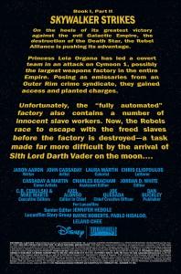 Star Wars #2 Vorschauseite 1