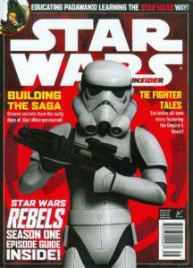 Star Wars Insider #156 (11.03.2015)