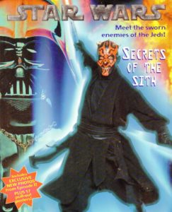 Secrets of the Sith (14.11.2000)