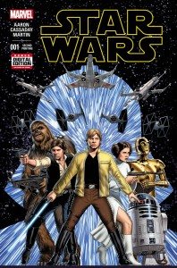Star Wars #1 (2nd Printing) (04.02.2015)
