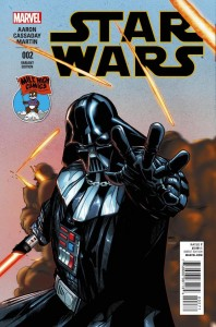 Star Wars #2 (Humberto Ramos Mile High Comics Connecting Variant Cover 2) (04.02.2015)