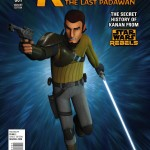 Kanan: The Last Padawan #1 (Star Wars Rebels Television Show Variant Cover) (01.04.2015)