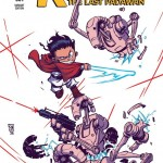 Kanan: The Last Padawan #1 (Skottie Young Variant Cover) (01.04.2015)