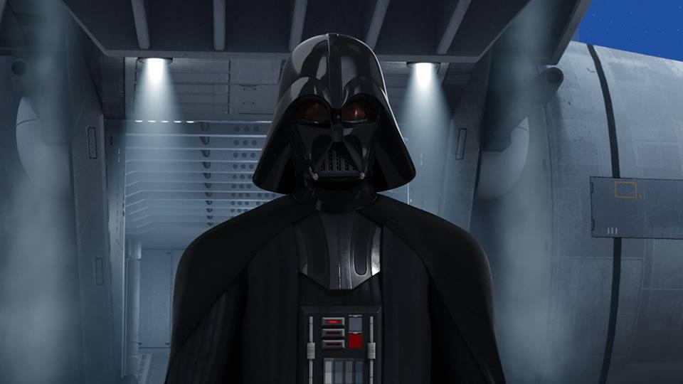 Darth Vader Gespielt Von