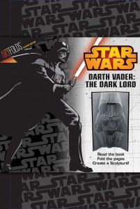 ArtFolds: Darth Vader - The Dark Lord (01.09.2015)