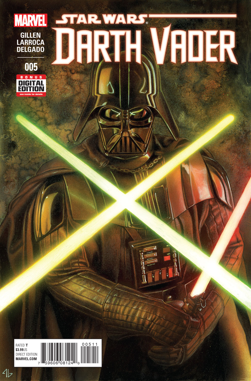 Darth Vader 5 Vader Part 5 Jedi Bibliothek