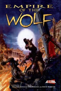 Empire of the Wolf von Michael Kogge