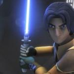Ezra in Fire Across the Galaxy (Rebels)
