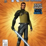 Kanan: The Last Padawan #2 (Star Wars Rebels Television Show Variant Cover) (06.05.2015)