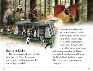 LEGO Star Wars: Return of the Jedi - Page
