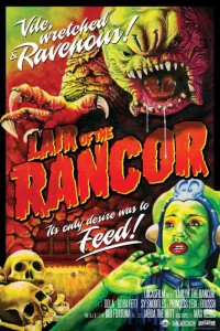 Poster: Lair of the Rancor