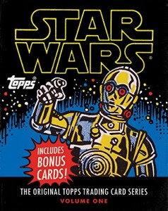 Star Wars: The Original Topps Trading Card Series, Volume One (17.11.2015)