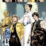 Princess Leia #1 Vorschauseite 1
