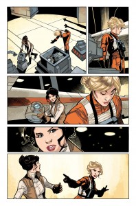Princess Leia #1 Vorschauseite 3