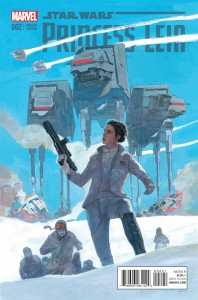 Princess Leia #2 (Alex Maleev Variant Cover) (18.03.2015)