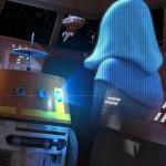 """Chopper und Fulcrum in """"Fire Across the Galaxy"""""""