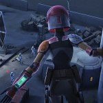 "Sabine in ""Fire Across the Galaxy"""