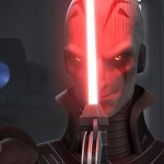 "Der Inquisitor in ""Fire Across the Galaxy"""