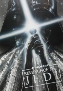Poster: Revenge of the Jedi