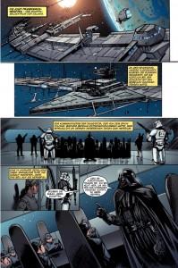 Star Wars #120: Fünf Tage Sith - Vorschauseite 1