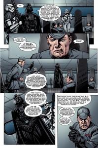Star Wars #120: Fünf Tage Sith - Vorschauseite 3