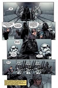 Star Wars #120: Fünf Tage Sith - Vorschauseite 5