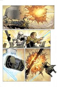 Star Wars #3 - Vorschauseite 2