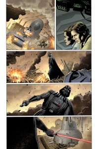 Star Wars #3 - Vorschauseite 3
