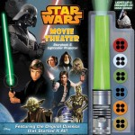 Star Wars Movie Theater Storybook & Lightsaber Projector (25.08.2015)