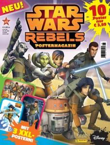 Star Wars Rebels Postermagazin 1 (04.03.2015)