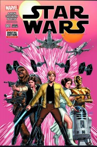Star Wars #1 (4th Printing) (01.04.2015)