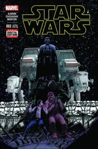Star Wars #2 (2nd Printing) (11.03.2015)
