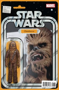 Star Wars #4 (Action Figure Variant Cover) (22.04.2015)