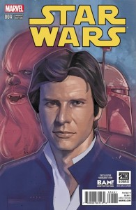 Star Wars #4 (Phil Noto Books-A-Million Connecting Variant Cover) (22.04.2015)