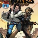 Star Wars #4 (Humberto Ramos Mile High Comics Connecting Variant Cover) (22.04.2015)