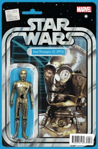 Star Wars #5 (Action Figure Variant Cover) (20.05.2015)