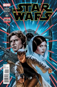Star Wars #5: Skywalker Strikes, Part 5 (20.05.2015)