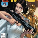Star Wars #5 (Humberto Ramos Mile High Comics Connecting Variant Cover) (20.05.2015)