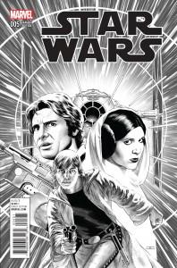 Star Wars #5 (John Cassaday Sketch Variant Cover) (20.05.2015)