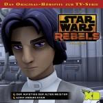 Exklusive Hörproben: <em>Star Wars Rebels</em>-Hörspiele 1-4 von Kiddinx