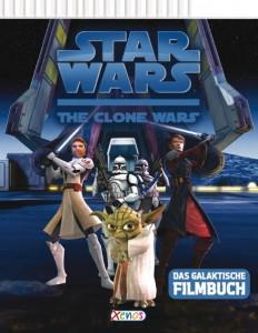 The Clone Wars: Das galaktische Filmbuch (08.12.2008)