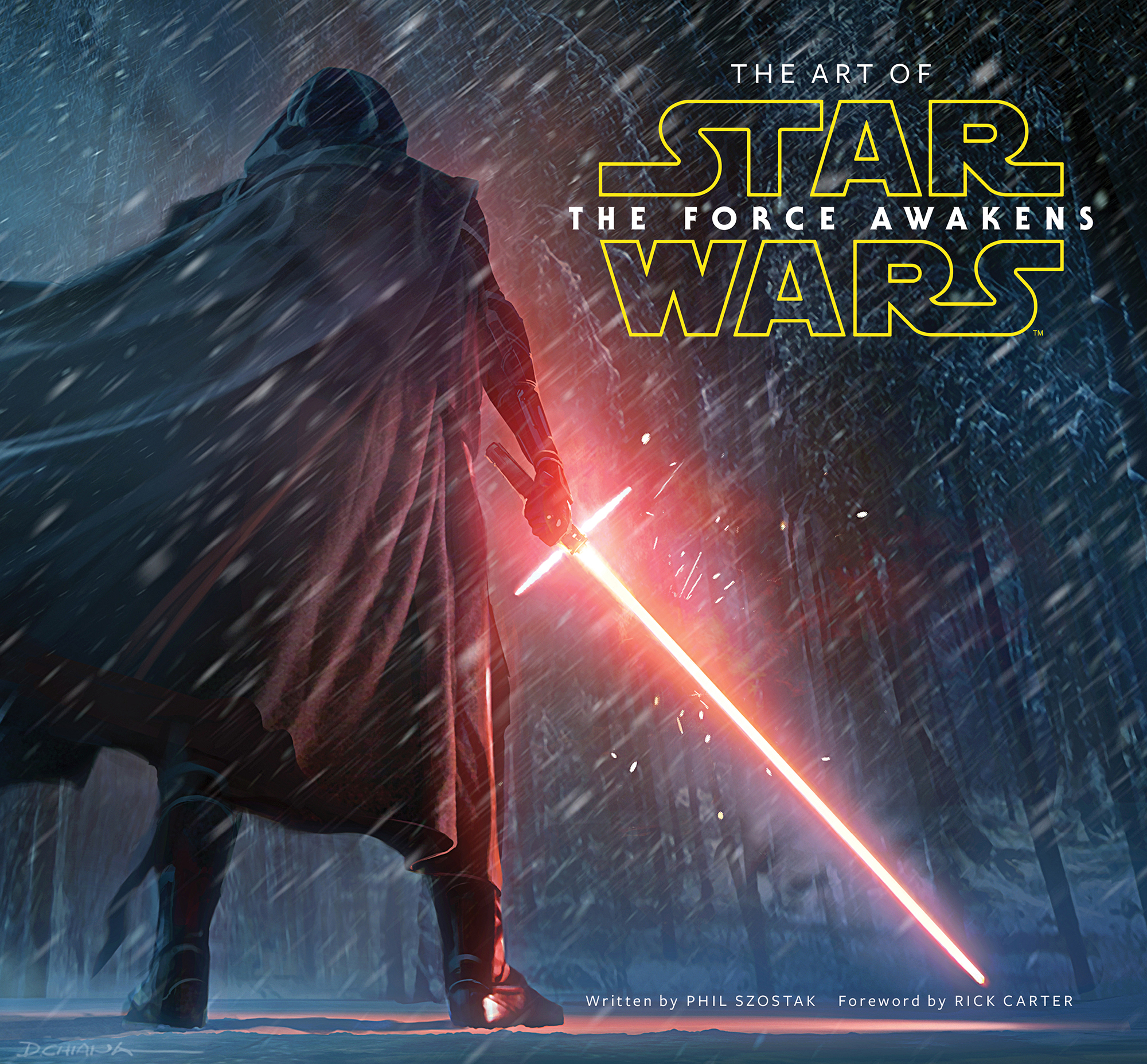 The Art of Star Wars: The Force Awakens ...
