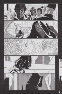 <em>Darth Vader #1</em> Vorschauseite