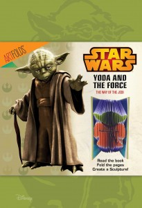 ArtFolds: Yoda and the Force (01.09.2015)