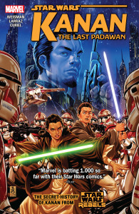 Kanan Volume 1: The Last Padawan (03.11.2015)