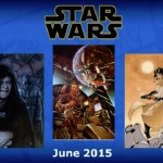 Darth Vader #6, Kanan: The Last Padawan #3 & Princess Leia #5