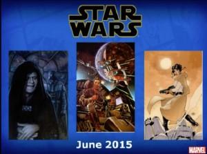 Darth Vader #6, Kanan: The Last Padawan #3 & Princess Leia #5